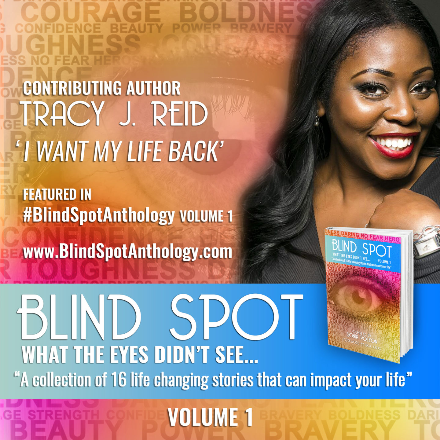 Blind Spot Anthology – Book Launch Coming Soon!